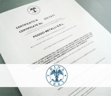 Poggio-Metalli-Certificazione-Rina-370x320